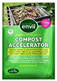 Envii Compost Accelerator - Acelerador Orgánico de Compost - Trata 1800 litros de compost