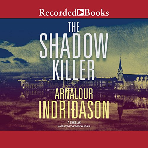 The Shadow Killer  By  cover art