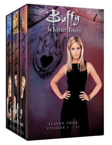 Buffy - Im Bann der Dämonen: Season 4.1 Collection