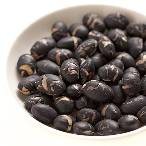 北海道産 煎り黒豆 無添加 無塩 無植物油 2kg (1kg x2)