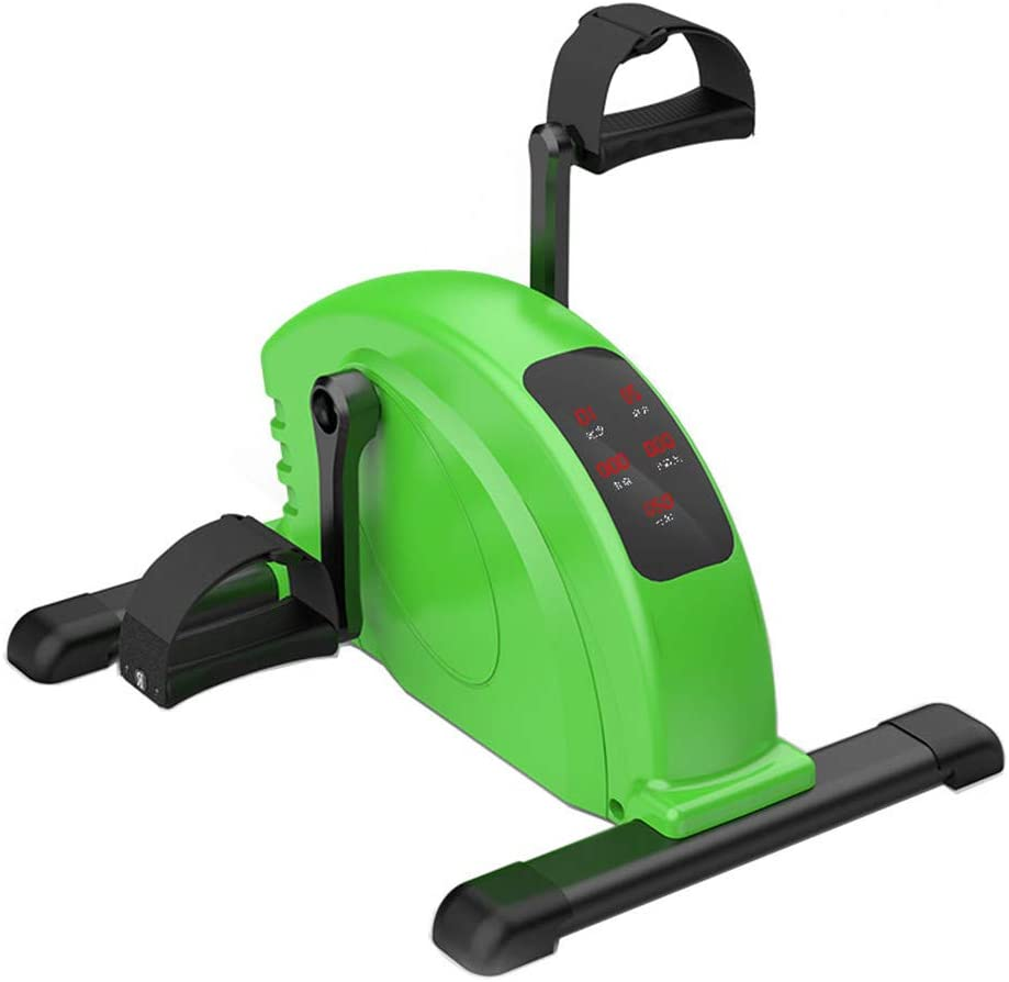 Large discharge sale ZJDU Electric Pedal Exerciser Mini Overseas parallel import regular item Reha