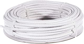 1/4 Inch (6.35 MM) Coiling Cord, 50 Feet (15.24 M)