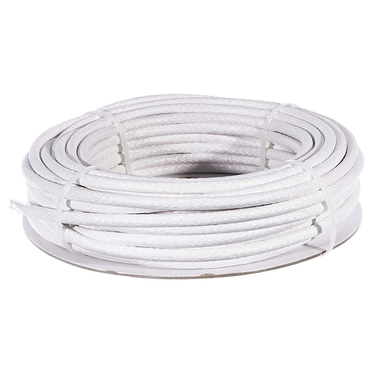 Craft County - 1/4 Inch (6.35 MM) Coiling Cord - Available in 50 Feet (15.24 M), 180 Feet (54.9 M)