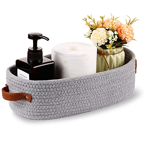 Top 10 best selling list for braided rope basket toilet paper holder