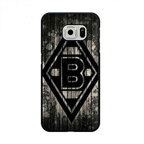 Preisvergleich Produktbild Borussia Mönchengladbach Handyhülle, Borussia Mönchengladbach Schutzhülle / Hülle, Bundesliga Fußballverein Telefon-Kasten Hülle für Samsung Galaxy S7 Edge