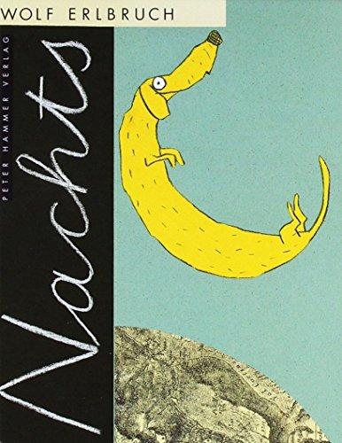 Nachts von Wolf Erlbruch (März 2000) Gebundene Ausgabe