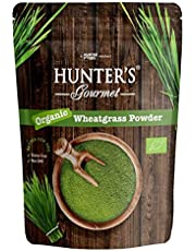 Hunter's Gourmet Organic Wheat Grass Powder - 250 gm