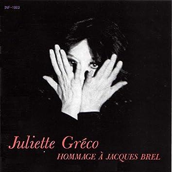 Hommage a Jacques Brel