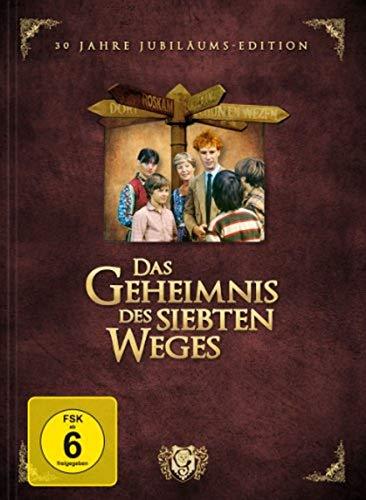 Das Geheimnis des Siebten Weges - 30 Jahre Jubiläums-Edition inkl. mp3 Hörbuch [3 DVDs]