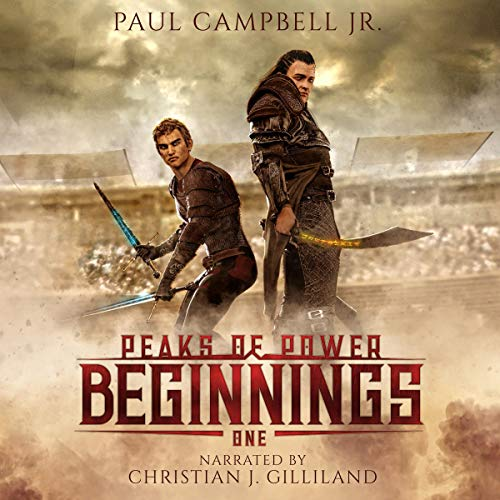 Peaks of Power: Beginnings cover art