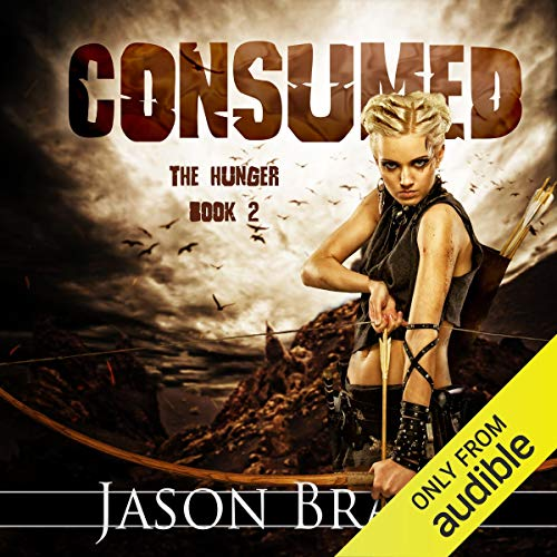 Consumed cover art