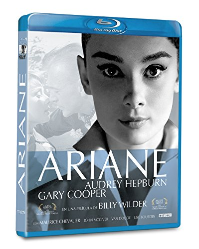 Ariane 1957 BD Love in the Afternoon [Blu-ray]