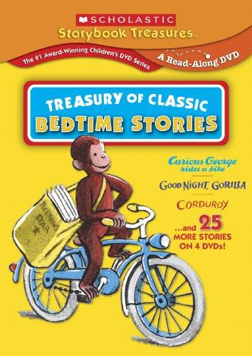 Treasury of Classic Bedtime Stories (Scholastic Storybook Treasures)
