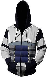 Boku No Hero Academia My Hero Academia Izuku Midoriya Hoodies Sweatshirt Costume Training Jacket Unisex