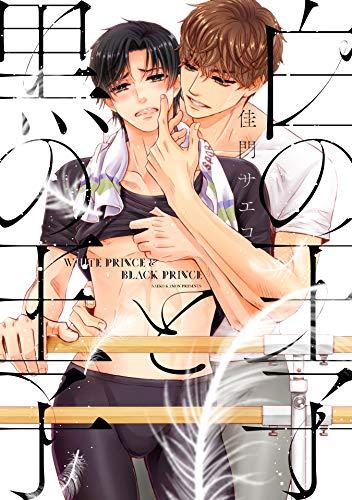 白の王子と黒の王子 (花音コミックス)
