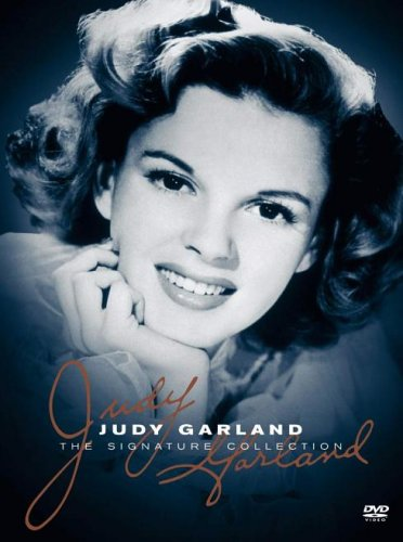 Judy Garland Signature Collection - A Star Is Born / Love Finds Andy Hardy / Ziegfeld Girl / For Me And My Gal / Harvey Girls / In The Good Old Summertime [DVD]