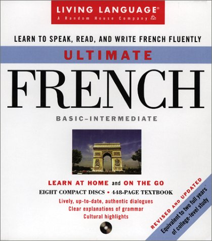 4 CDs and Listening Guide Learn in Your Car French Verbs 101
