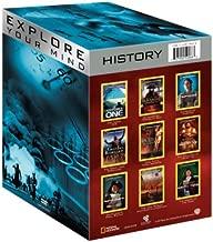 Explore Your Mind: History Nine Discs