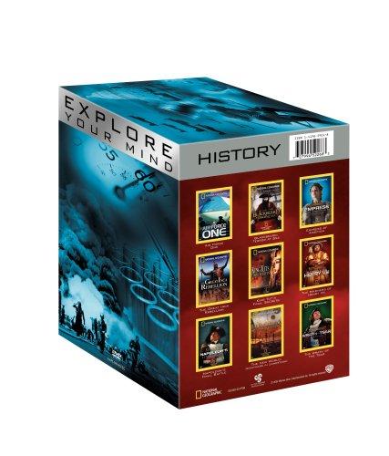 Explore Your Mind: History (Nine Discs)