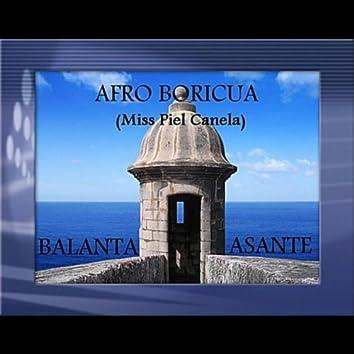 Afro Boricua (Miss Piel Canela) - Single