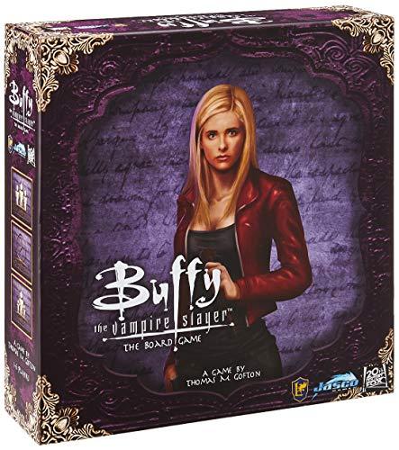 Jasco Buffy The Vampire Slayer Board Game