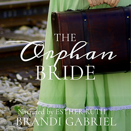 The Orphan Bride audiobook cover art