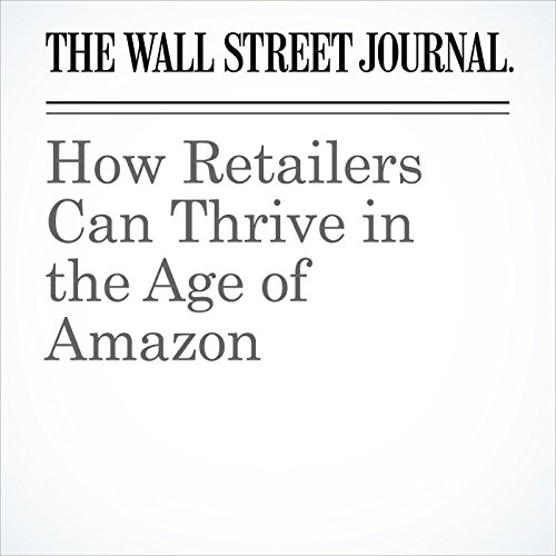 How Retailers Can Thrive in the Age of Amazon copertina