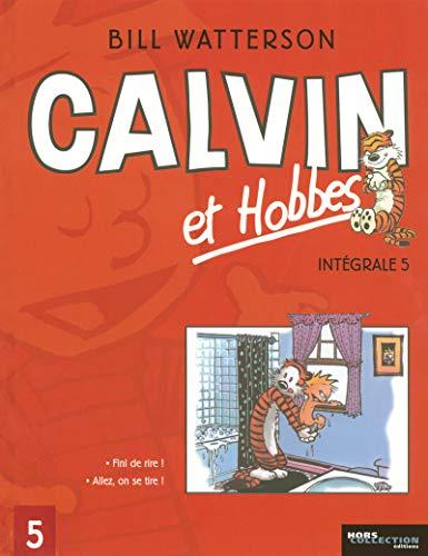 Intégrale Calvin et Hobbes T5 (5)