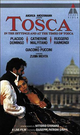 Tosca: In the Settings and at the Times of Tosca [VHS] [1992]