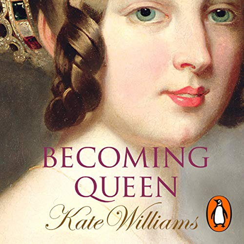 Becoming Queen  By  cover art