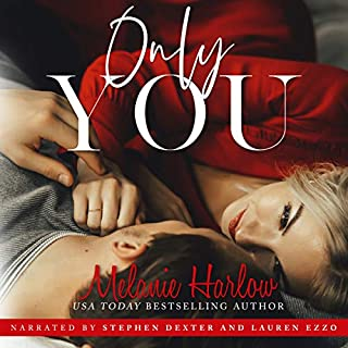 Only You     One and Only, Book 1              De :                                                                                                                                 Melanie Harlow                               Lu par :                                                                                                                                 Stephen Dexter,                                                                                        Lauren Ezzo                      Durée : 9 h et 24 min     Pas de notations     Global 0,0