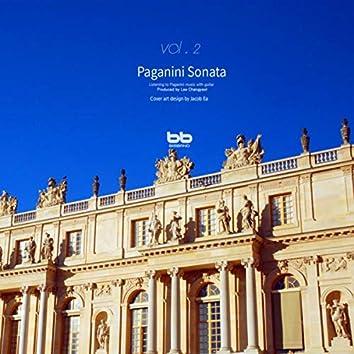 Paganini Guitar Sonata for Prenatal Care, Vol. 2 (Relaxing Music,Classical Lullaby,Prenatal Care,Prenatal Music,Pregnant Woman,Baby Sleep Music,Pregnancy Music)