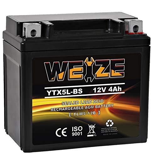 12v motorcycle battery - 9
