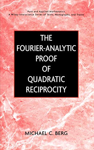 Image for publication on The Fourier-Analytic Proof of Quadratic Reciprocity