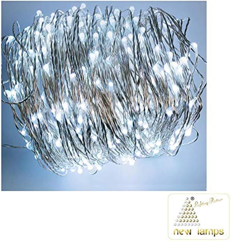 New lamps Kupferdraht 240 V mit 300 Nano LED 30 m helles Licht für Auen IP44
