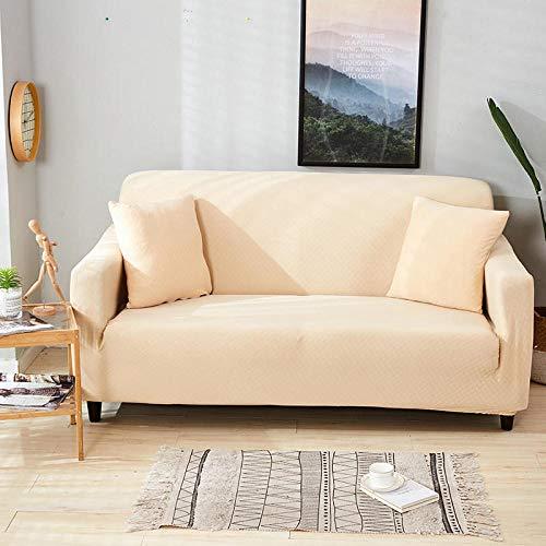 Cubierta para sofá con Cuerda de fijación,Funda de sofá elástica ligeramente impermeable, funda de cojín antideslizante universal para todas las estaciones, funda protectora antiincrustante para mueb