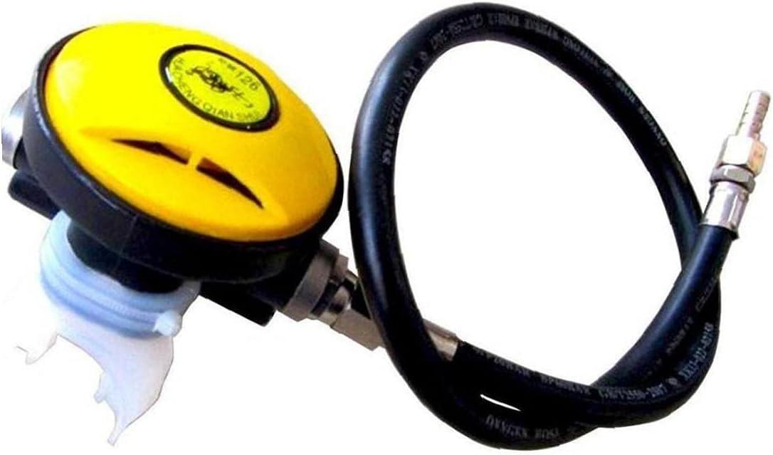 TOSSPER Mail order cheap Diving Snorkel Tube Re Equipment Reducer Pressure Finally resale start