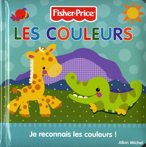 LES COULEURS -Fisher Price