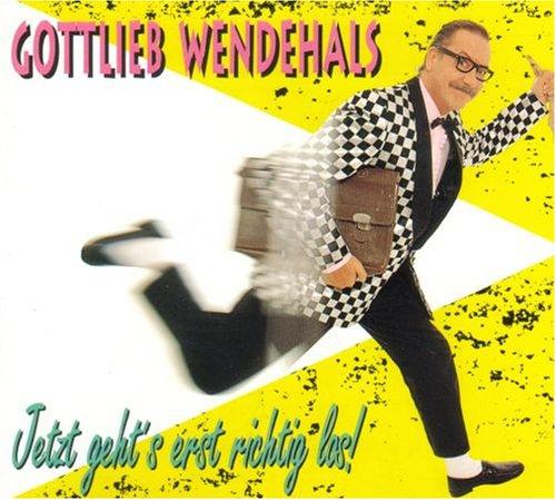Jetzt geht's erst richtig los! (3 tracks, 1992)