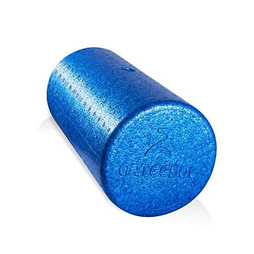 arteesol Faszienrolle - Yoga Säule - Pilates Rolle - Schaumstoff Rolle - Foam Roller, Faszientraining, Muskelverspannungen lindern, Druck entlasten, 3 Farben