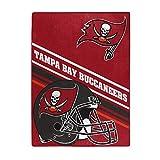 NFL Tampa Bay Buccaneers 'Slant' Raschel Throw Blanket, 60' x 80'