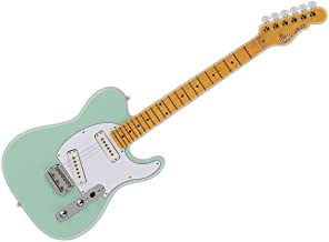 G&L Tribute Series Asat Special Electric Guitar - Surf Green/Maple - TI-ASP-131R51M13