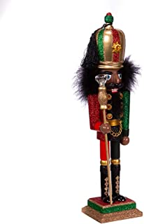 Kurt S. Adler 16.5-Inch Hollywood African American Nutcracker, Multi