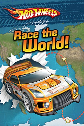 Race the World (Hot Wheels) (English Edition)