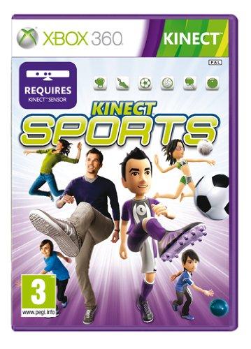 Kinect Sports (Xbox 360) [PEGI]