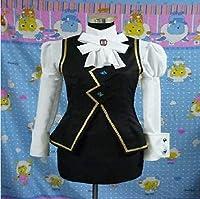 【XGH_COMP】逆転裁判 狩魔冥 コスプレ衣装 仮装 ハロウィーン ハロウィン 文化祭 cosplay