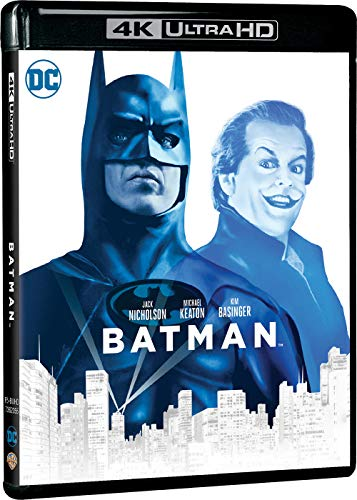 Batman 4k Uhd [Blu-ray]