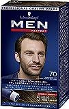 Men Perfect Schwarzkopf 70 Haartönung Natur dunkelbraun, hochwertige Haarfarbe gegen graue Haare...