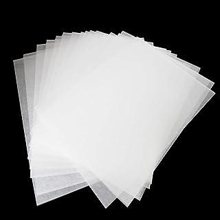 25 قطعة من ورق البلاستيك المقلص للحرف اليدوية ورق تقليص الحرارة للحرف اليدوية للأطفال DIY صناعة المجوهرات، 14.5 × 20 سم من...