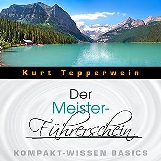 Der Meister-Führerschein Titelbild